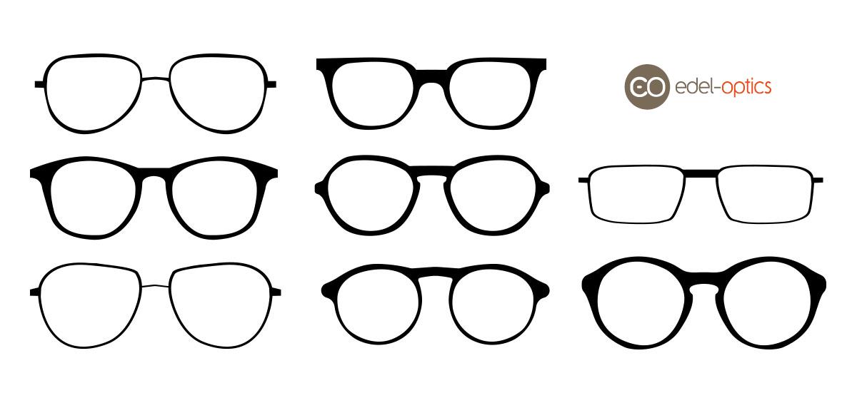 Quelles Lunettes Pour Quelle Forme De Visage Edel Optics Blog